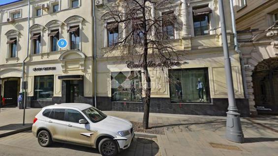 Торговое помещение Кузнецкий Мост, 7, id r125165, фото 1
