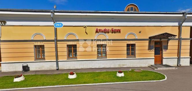 Торговое помещение Комсомольский, 24с1, id r125313, фото 1