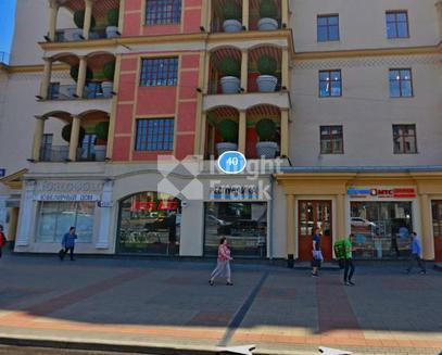 Торговое помещение Мира, д.40, id r125325, фото 1